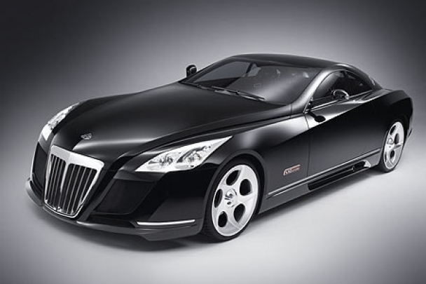 800 hp Maybach Exelero replica based on Dodge Viper