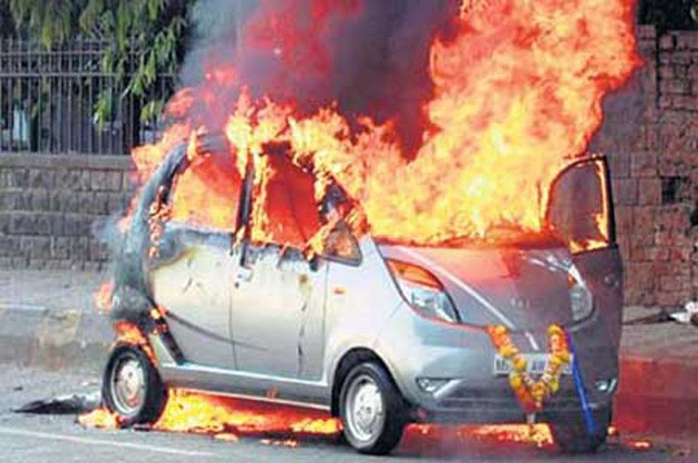 Tata offers Nano buyers a free safety upgrade