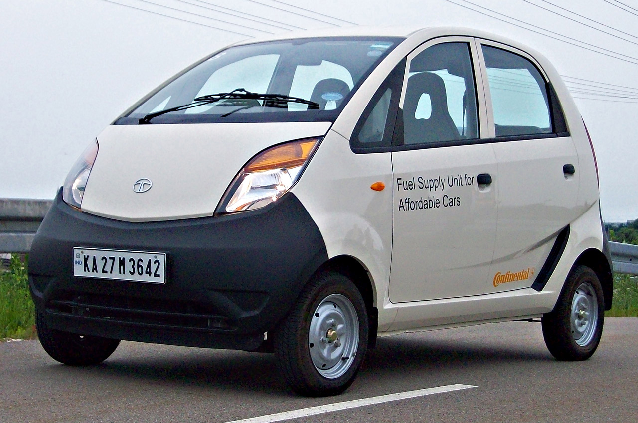 Tata Nano gets a four year warranty