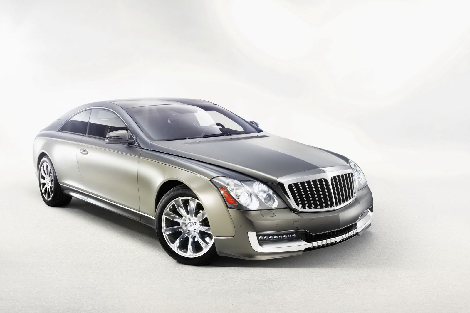 Xenatec&#8217;s Maybach Coupe will be launched in Geneva