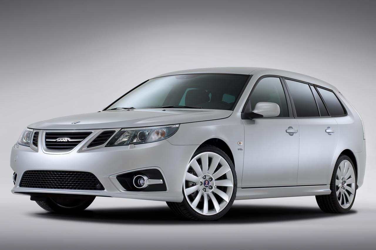 Saab's 9-3 model will never be the same again