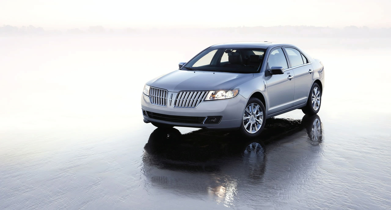 Lincoln MKZ concept to be unveiled in Detroit