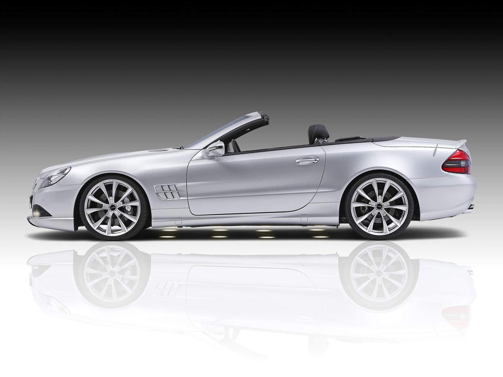Piecha Design Mercedes SL