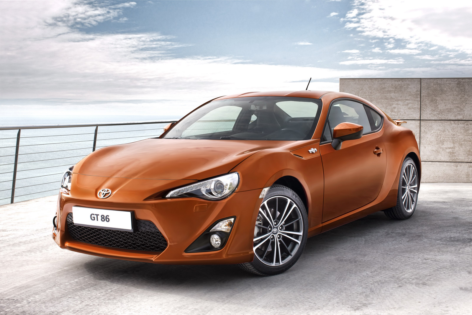 Toyota GT-86 production spec follow-up