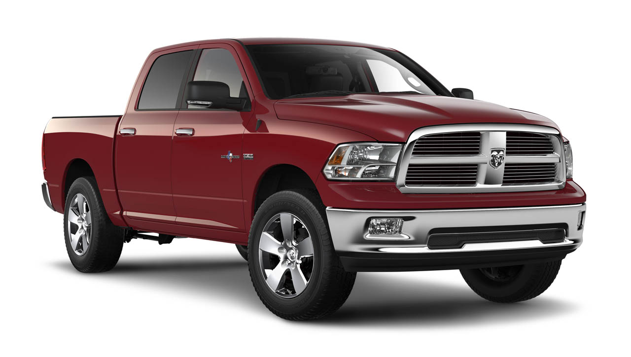 Ram 1500 Lone Star is an exclusive pickup