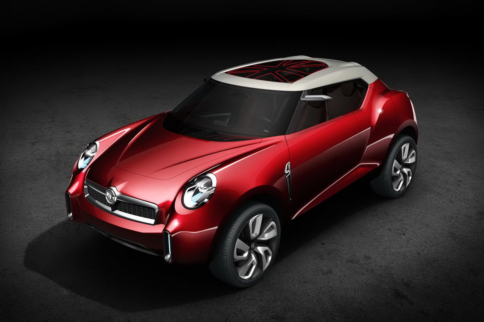 MG Icon Concept debuts in Beijing