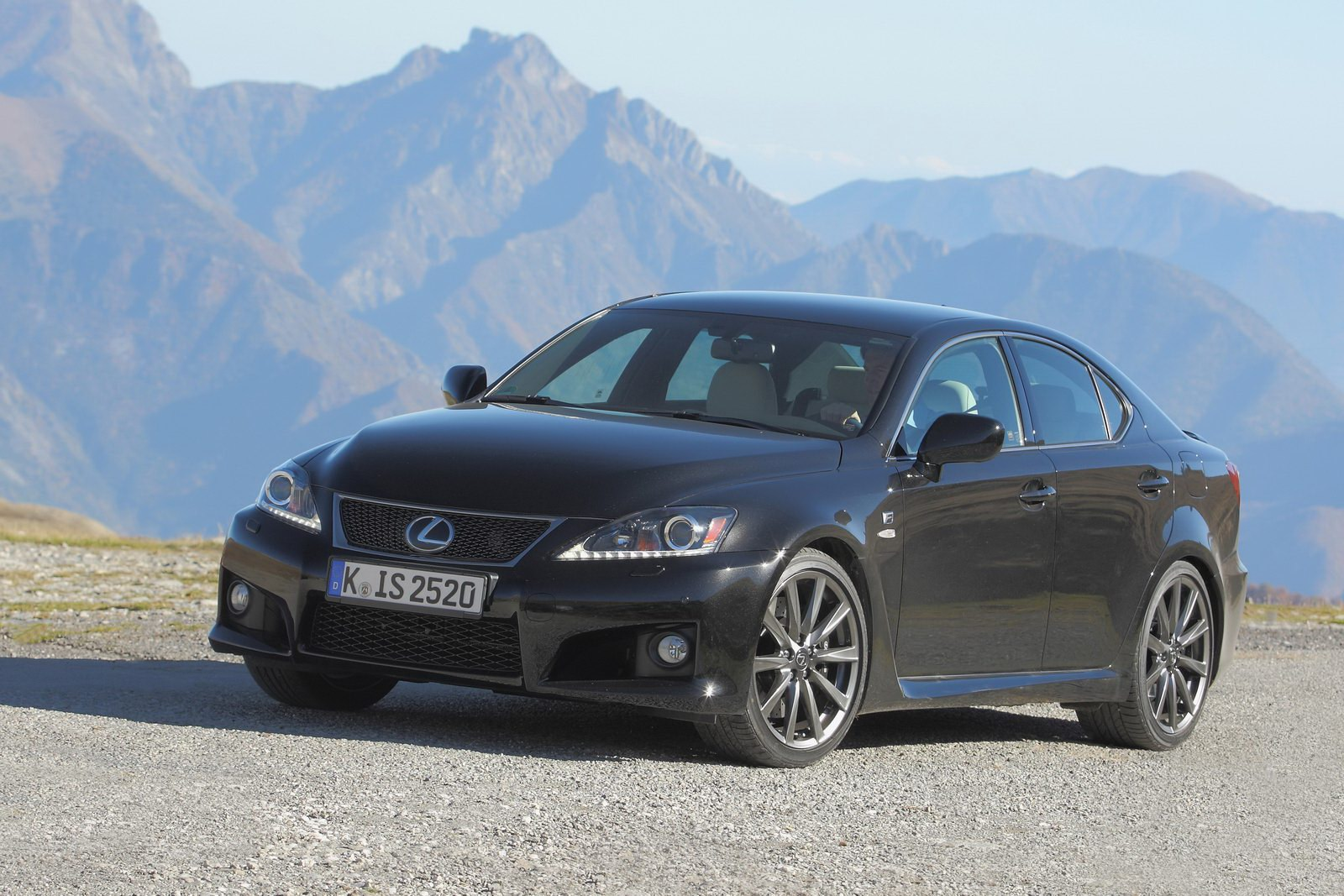 2011 Lexus IS-F