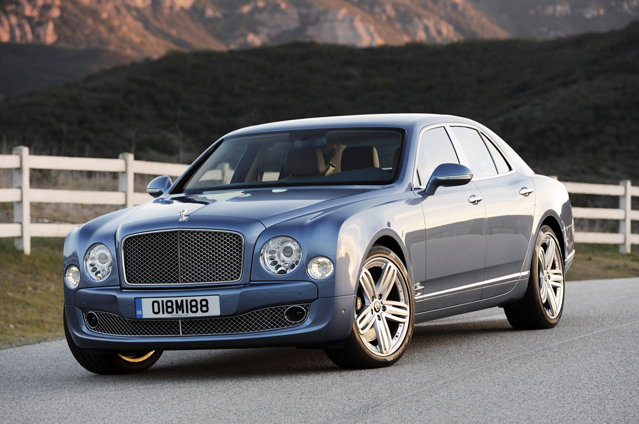 Bentley might start making armored cars