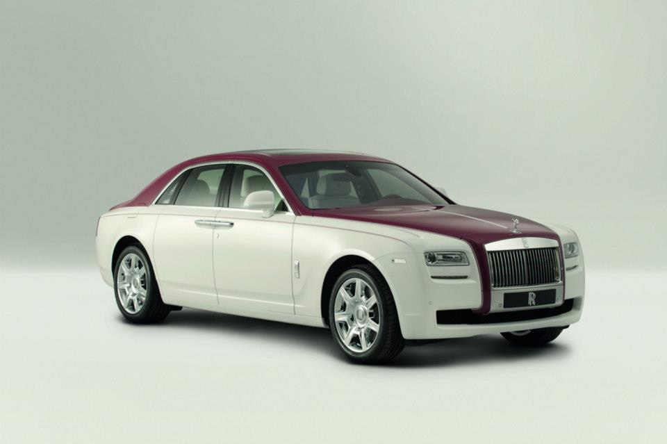 Rolls Royce Qatar Edition is an unique Ghost