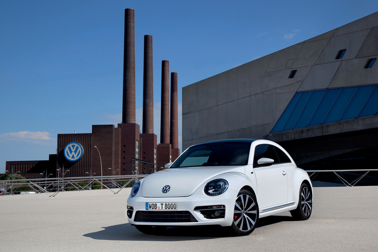 2013 Volkswagen Beetle R-Line