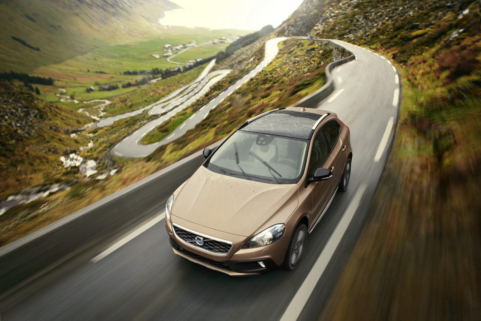 Volvo V40 Cross Country won&#8217;t make it to the U.S.