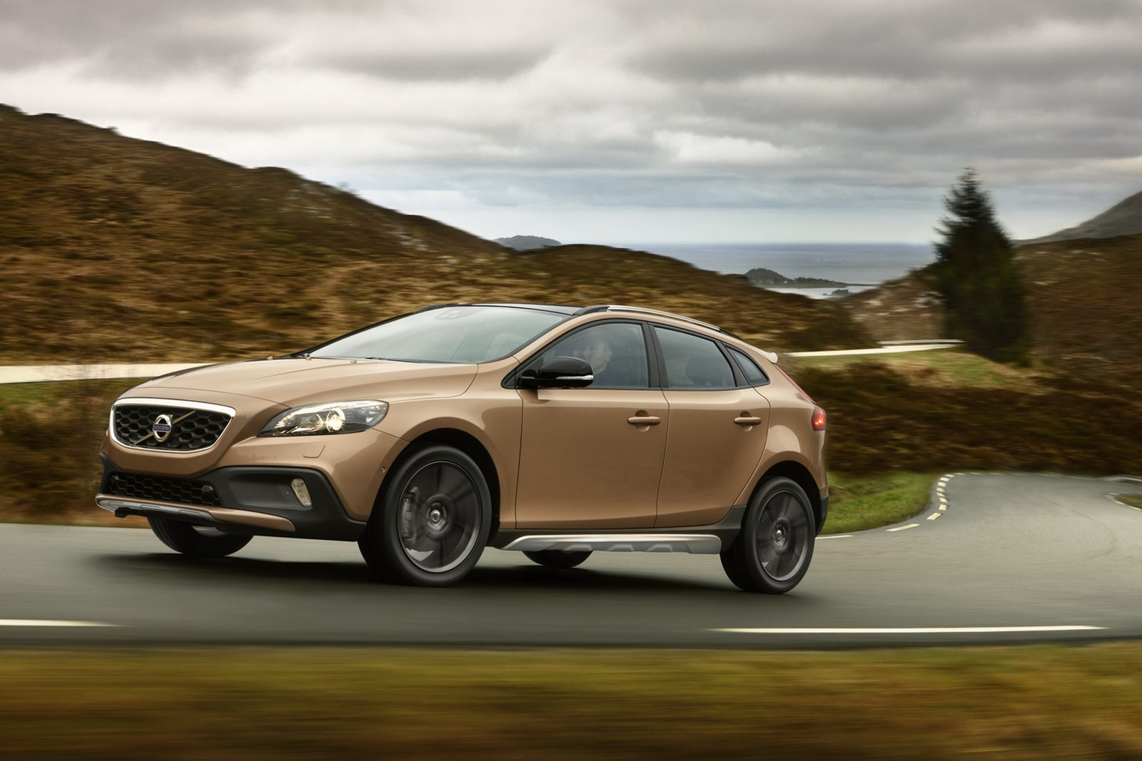 2013 Volvo V40 Cross Country