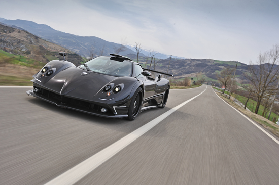 Pagani to finally end Zonda production, probably