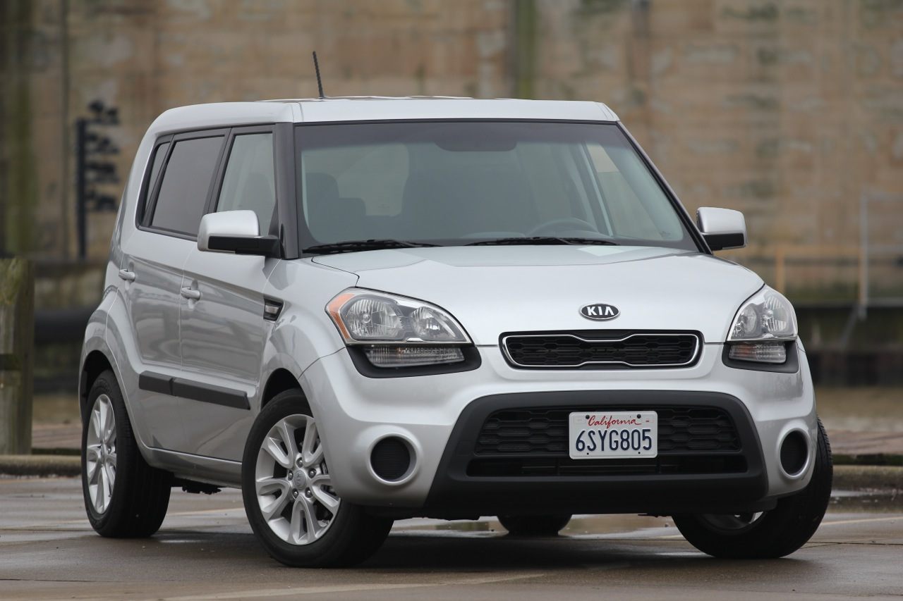 2012 Kia Soul