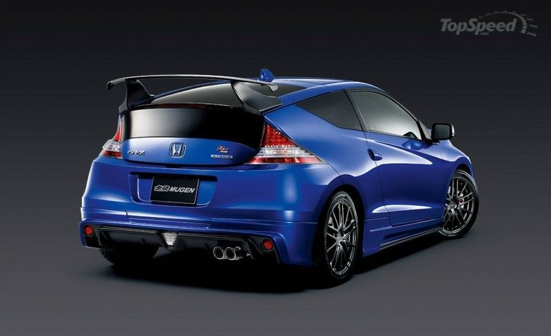 2013 Honda CR-Z by Mugen