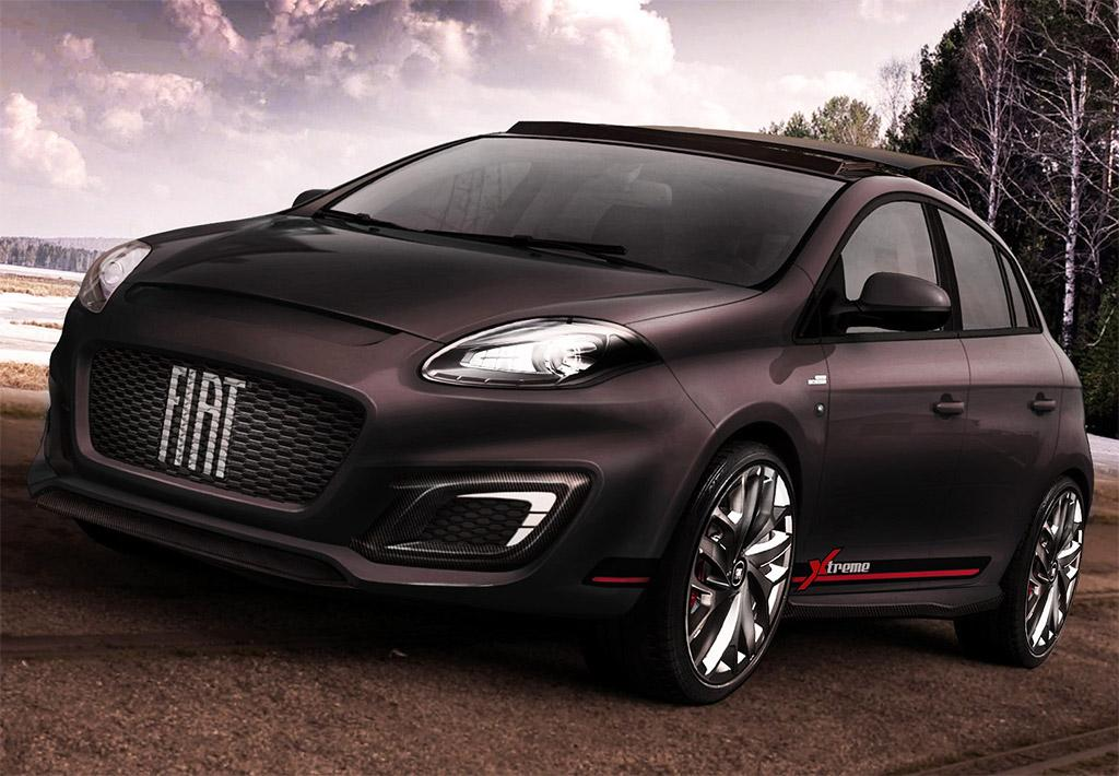 Fiat Bravo Xtreme Concept