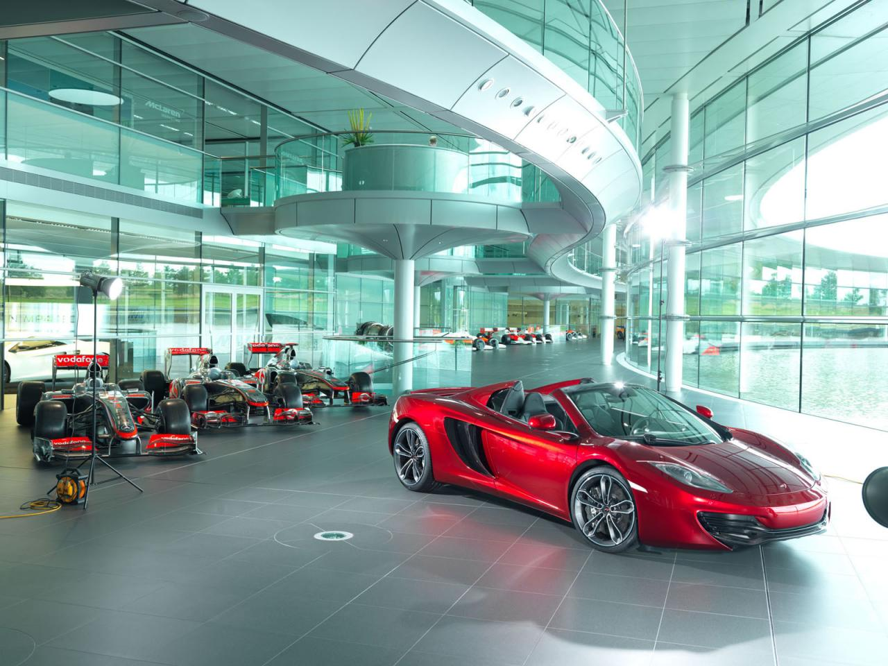 McLaren MP4-12C Neiman Marcus edition
