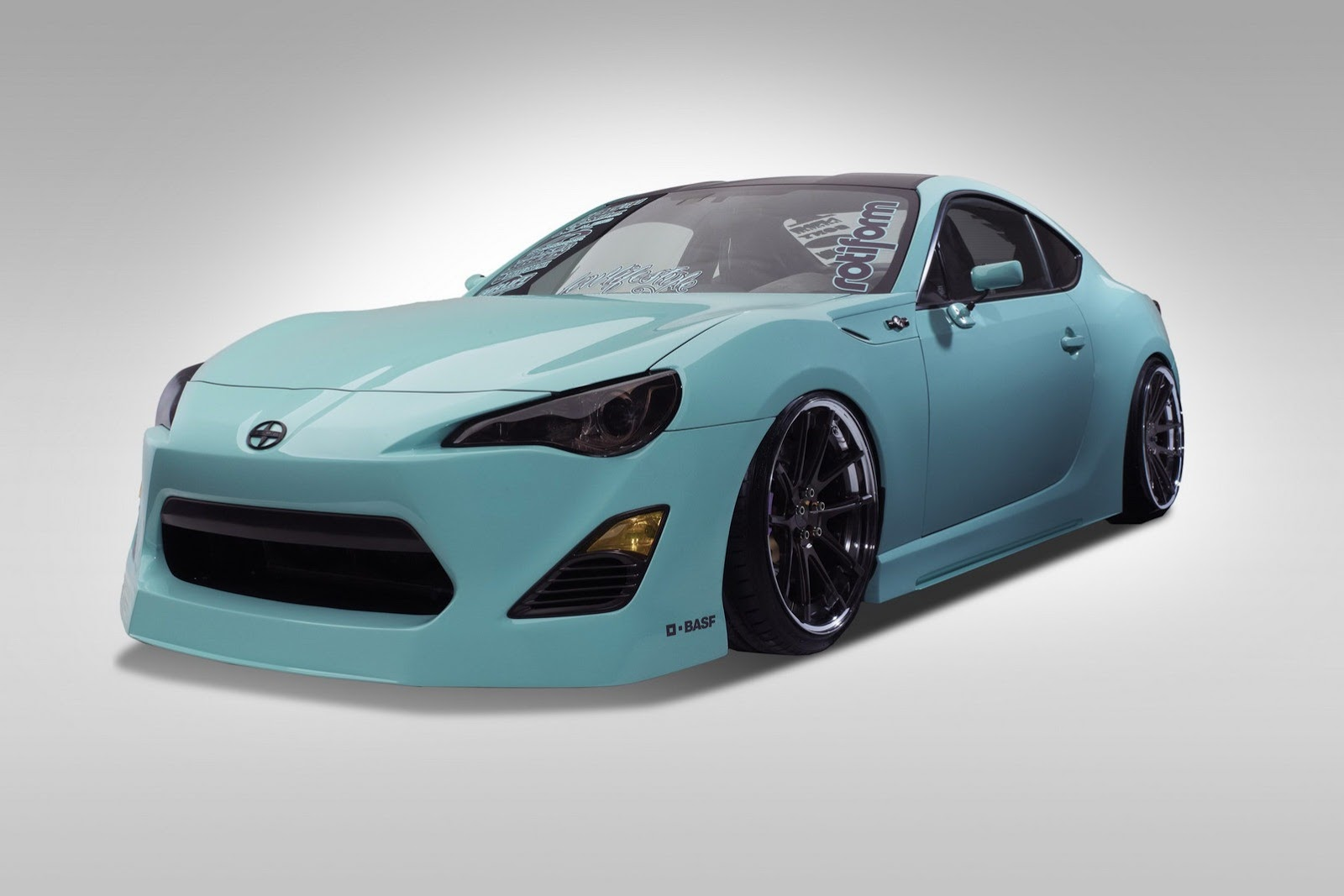 SEMA Scion FR-S