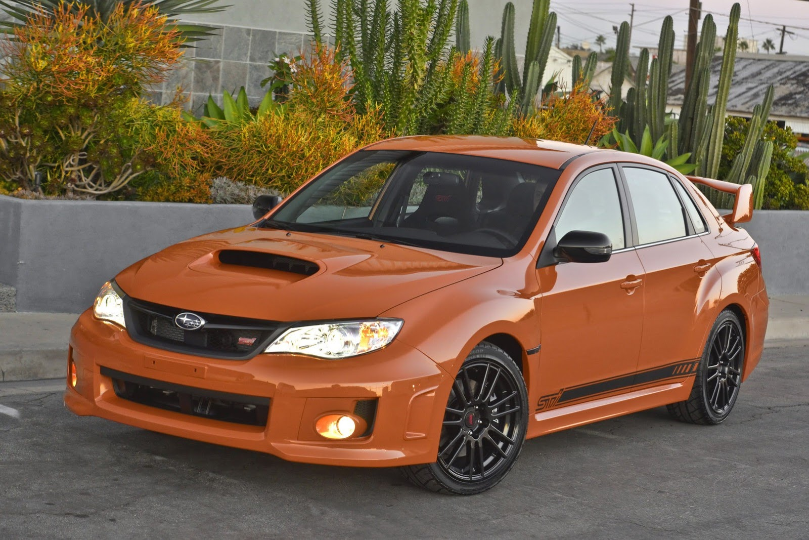 2013 Subaru Impreza WRX special editions debut at SEMA