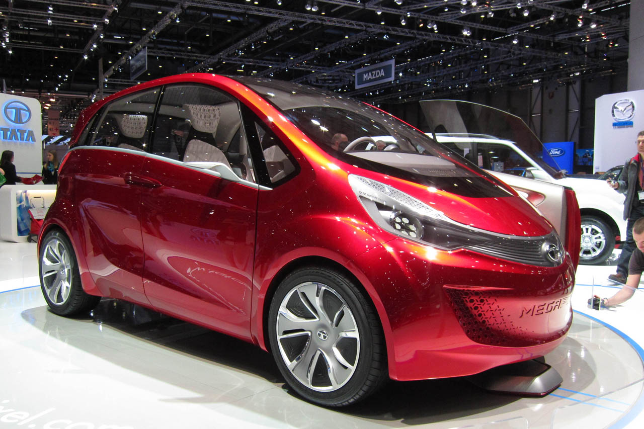 Second generation Tata Nano to be sold in the US