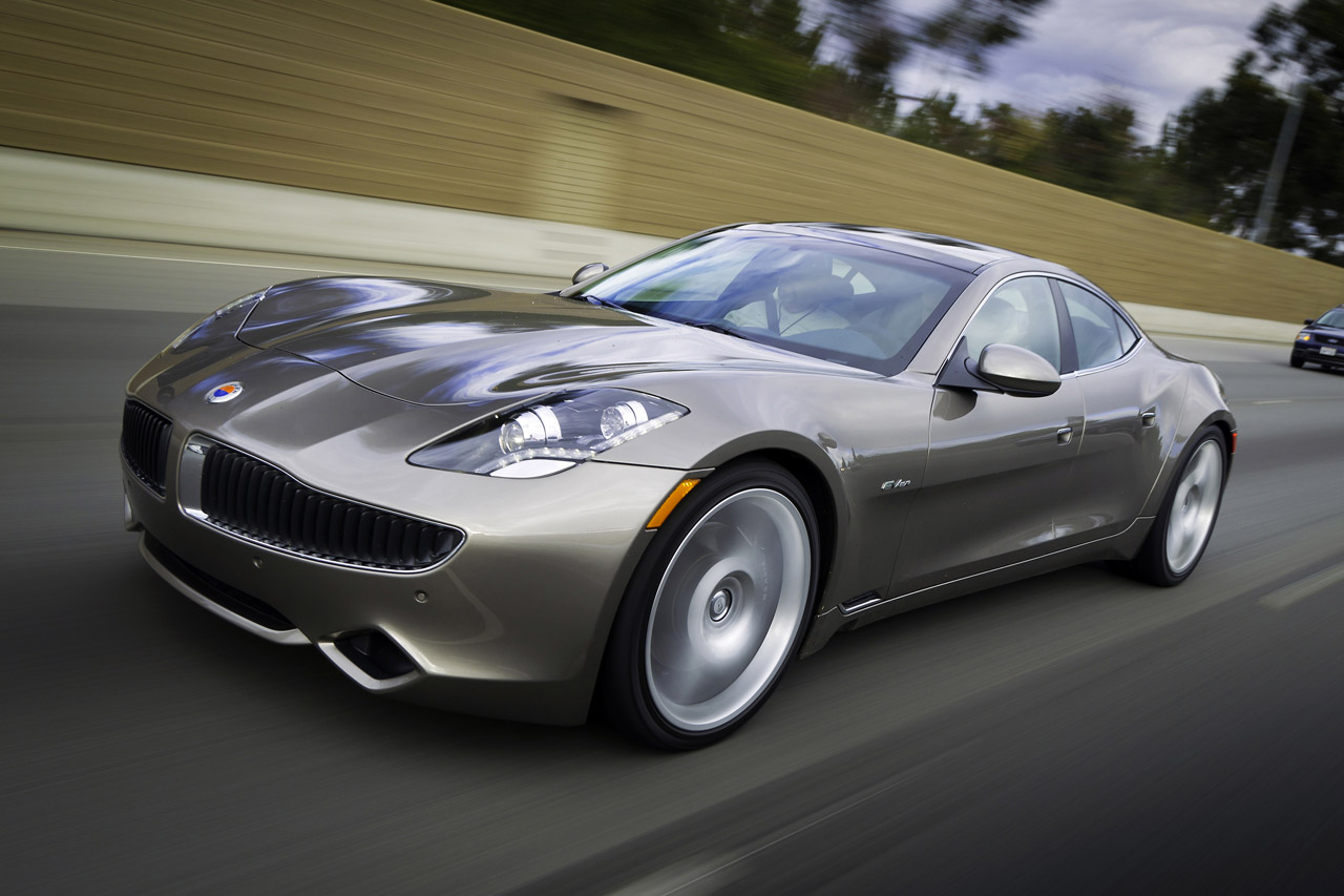 Fisker Karma production in trouble because of supplier
