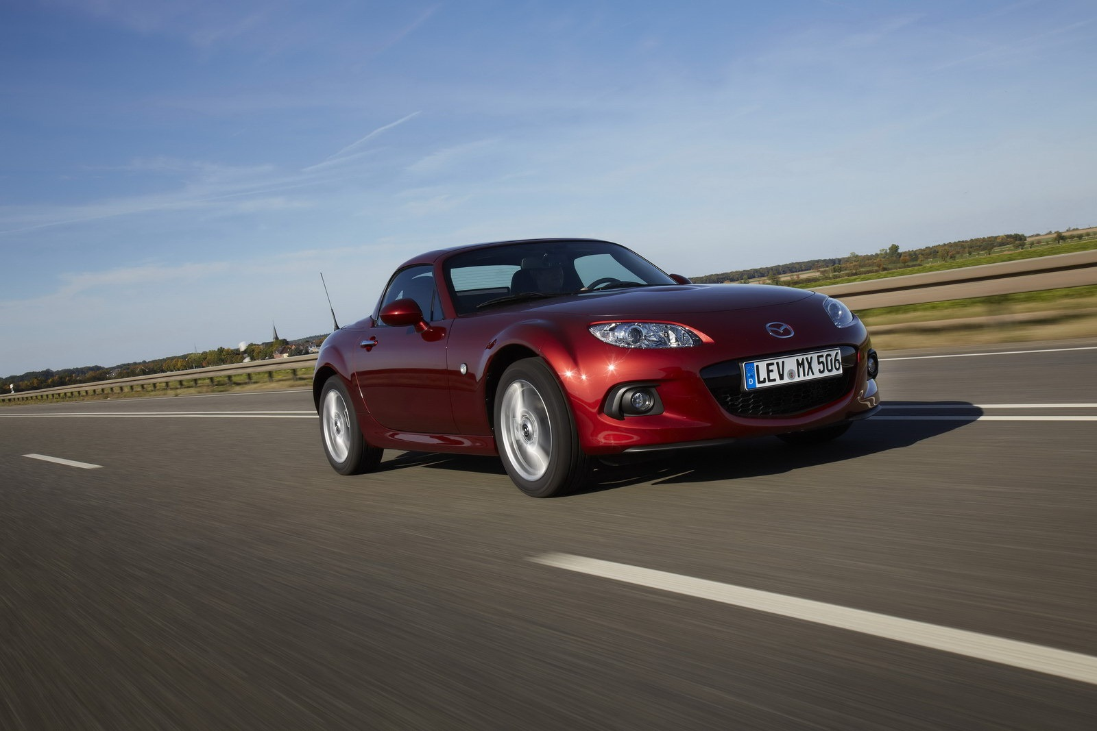 Europe gets revised Mazda MX-5