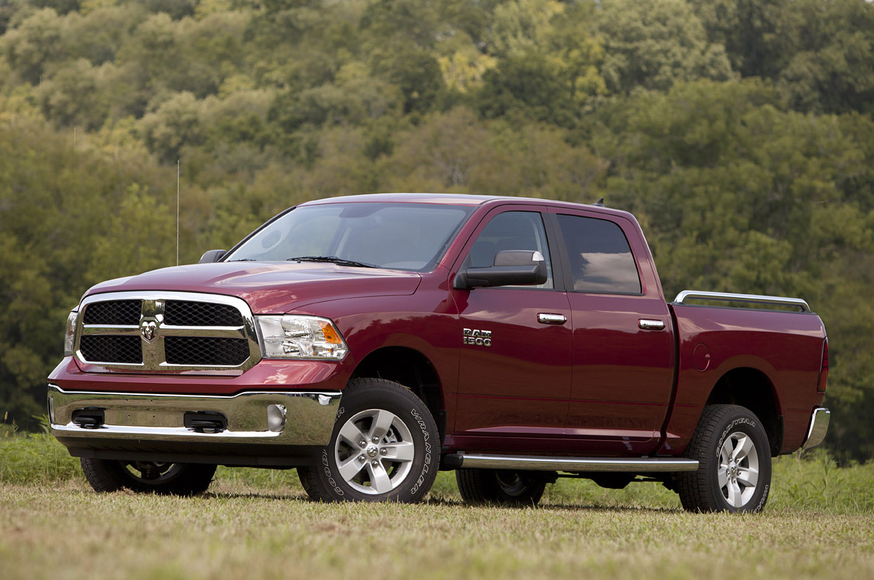 2013 Ram pickups create demand for more production