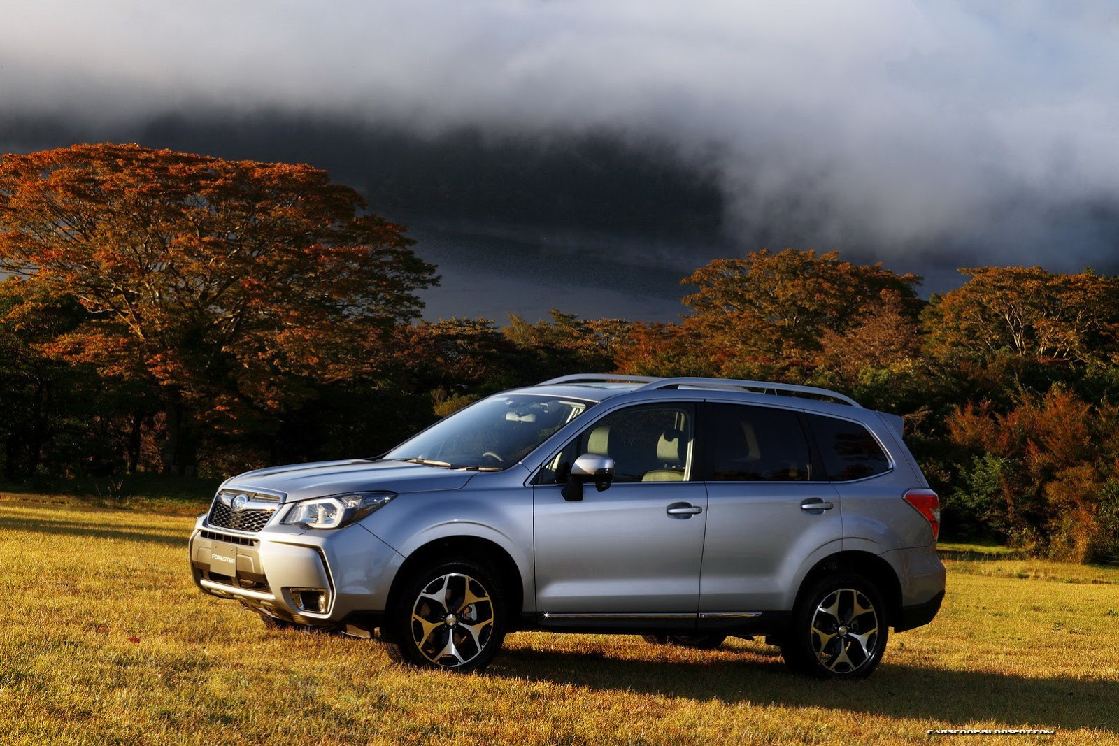 2014 Subaru Forester will debut at the Los Angeles Auto Show