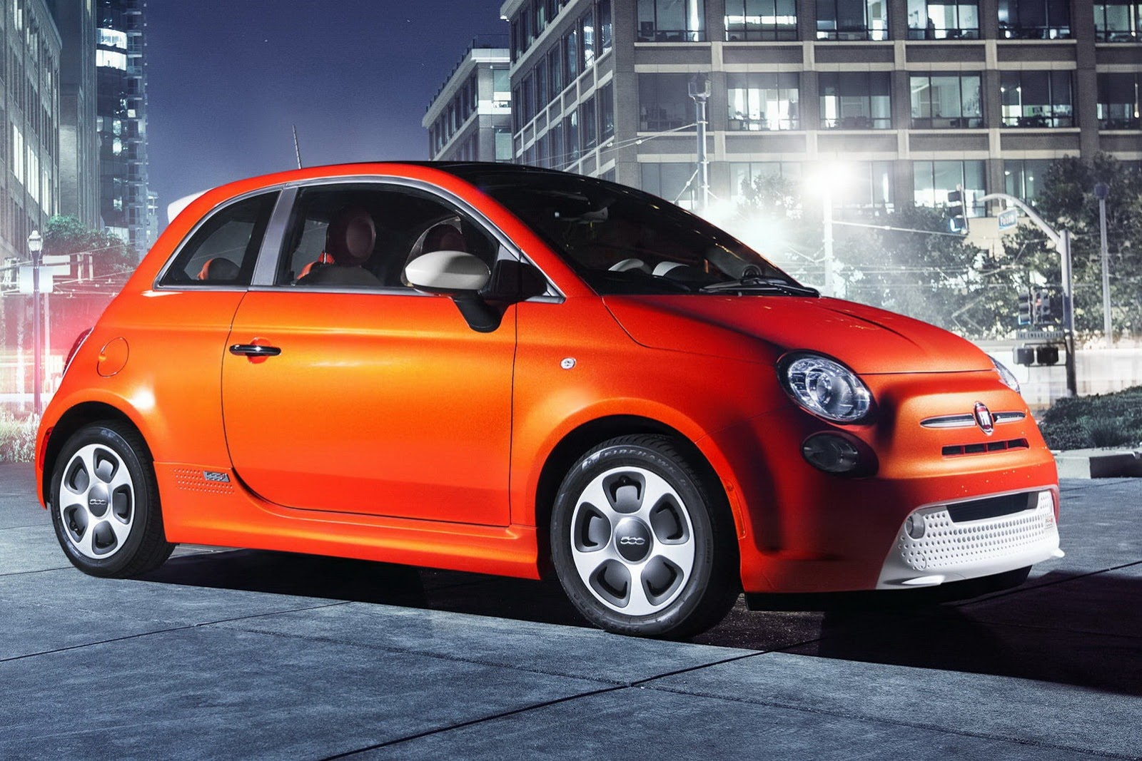 2013 Fiat 500e gets official EPA fuel economy ratings