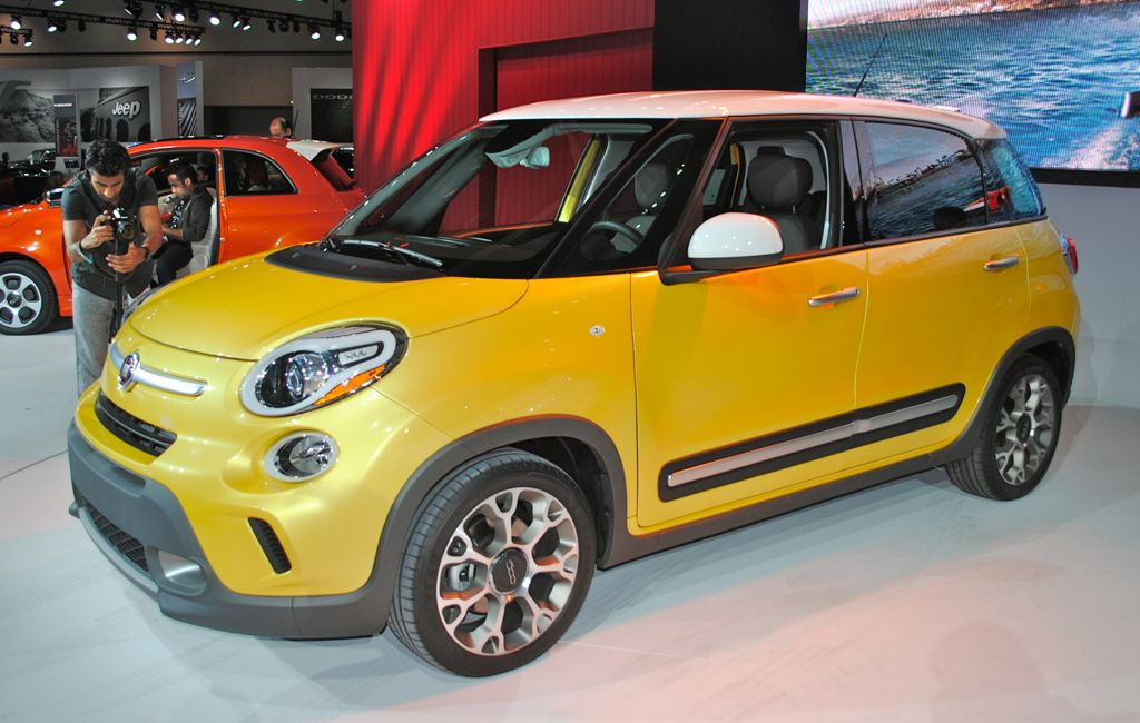 Fiat 500X and Jeep counterpart to be built in Italy