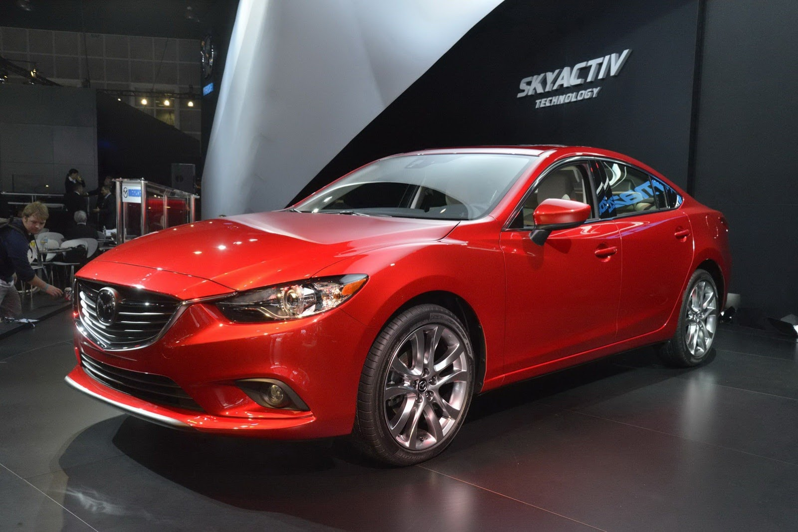 2014 Mazda6 sedan priced from $20,880 in th U.S.
