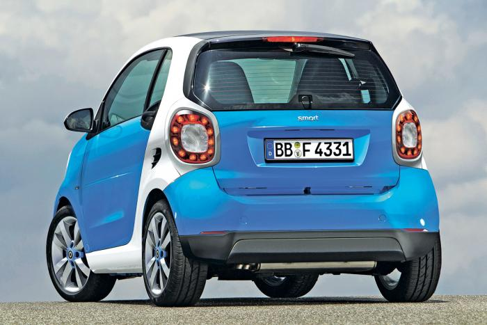 New details on the 2014 Smart ForTwo surface