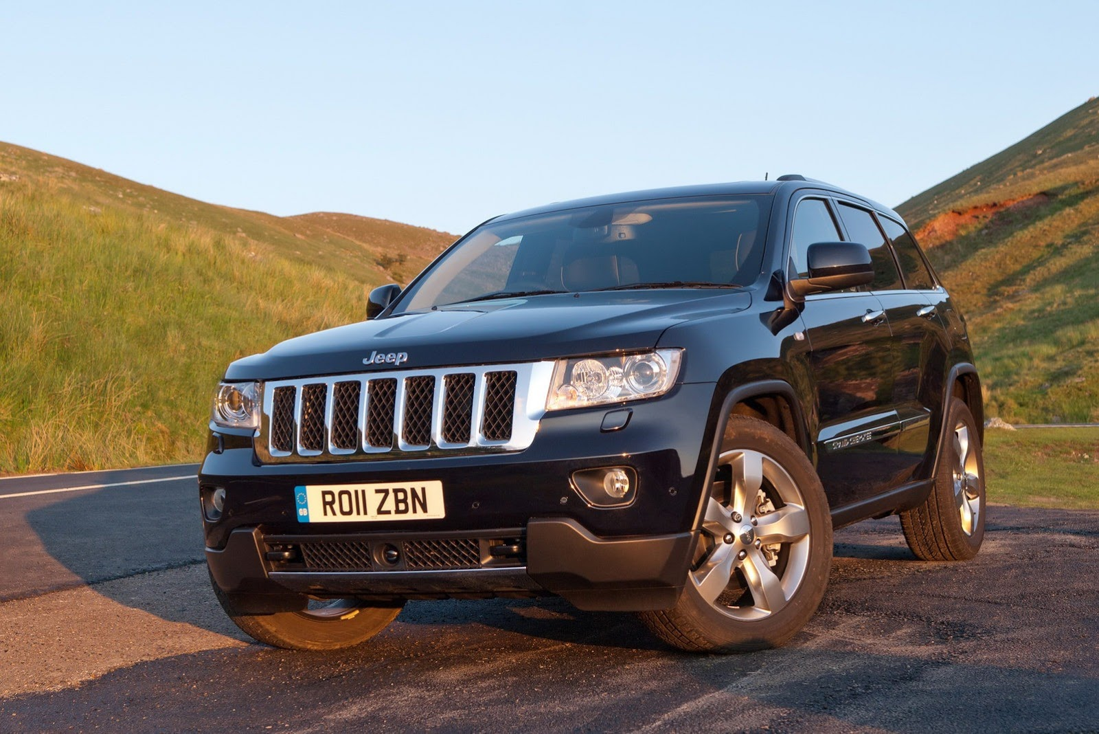 Jeep Patriot and Compass facelifts confirmed for 2013