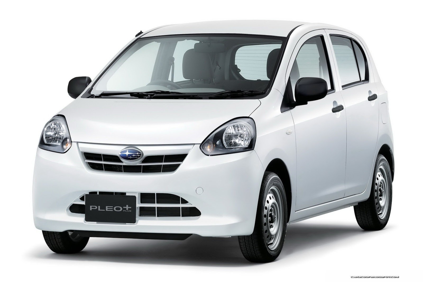 Subaru Pleo Plus hits the Japanese market