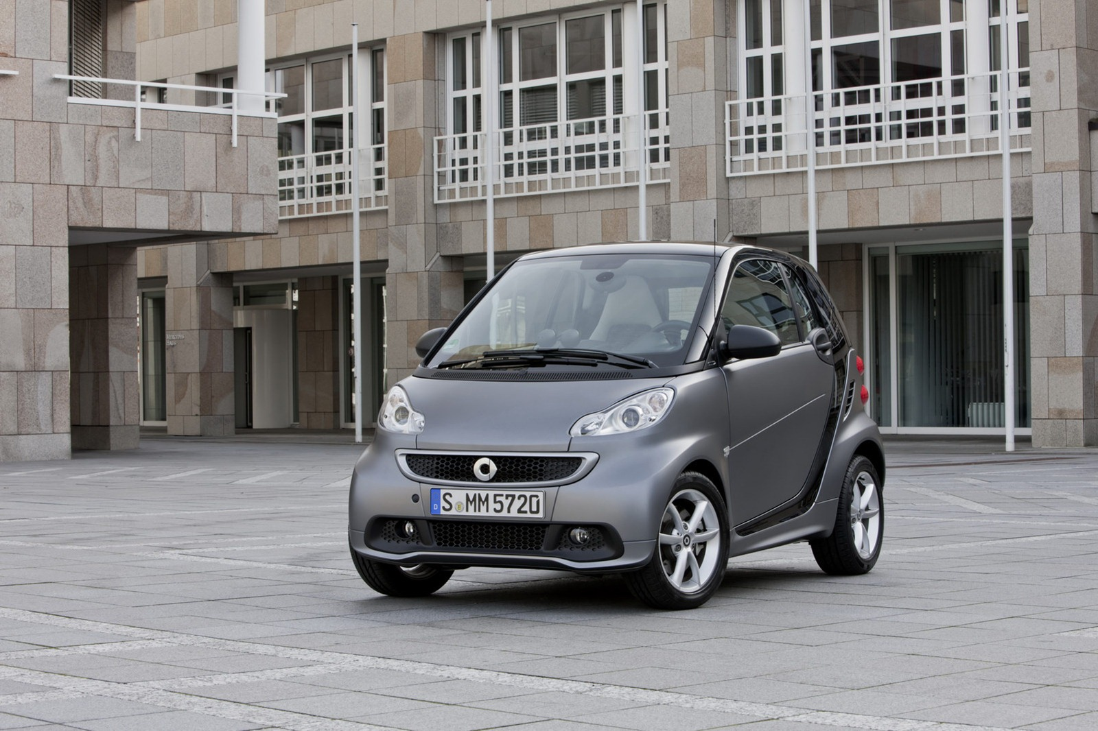 2014 Smart ForTwo development changes