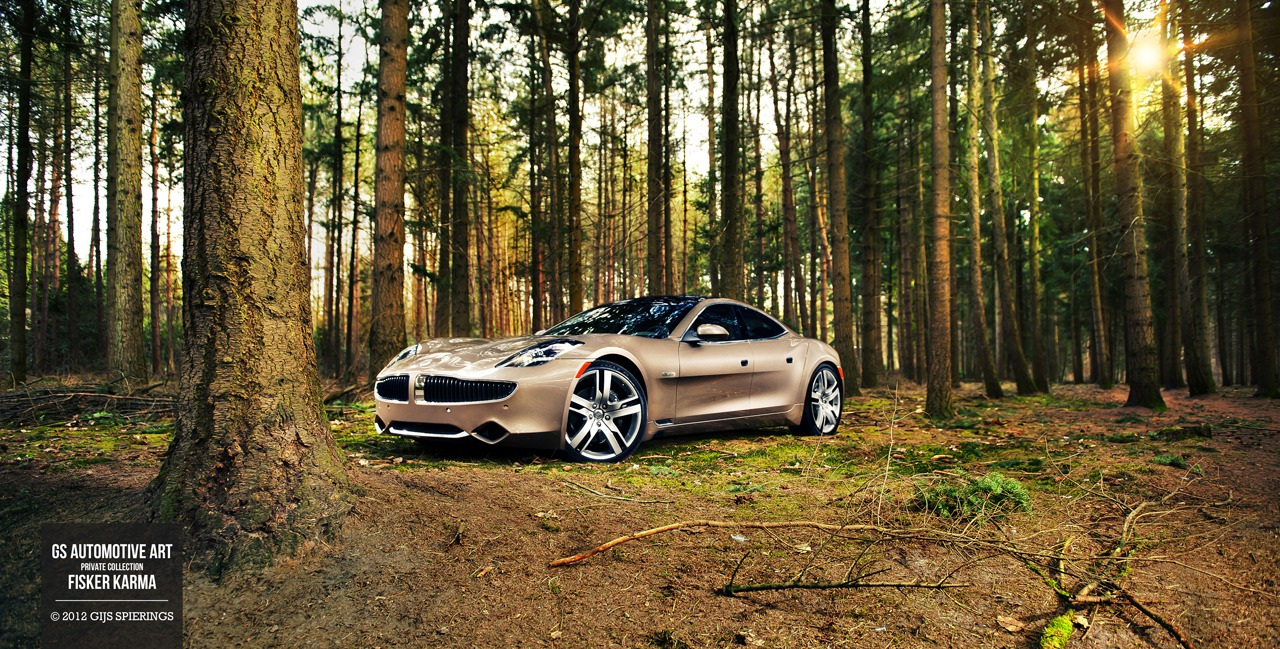 Fisker's Karma still not success intended to be