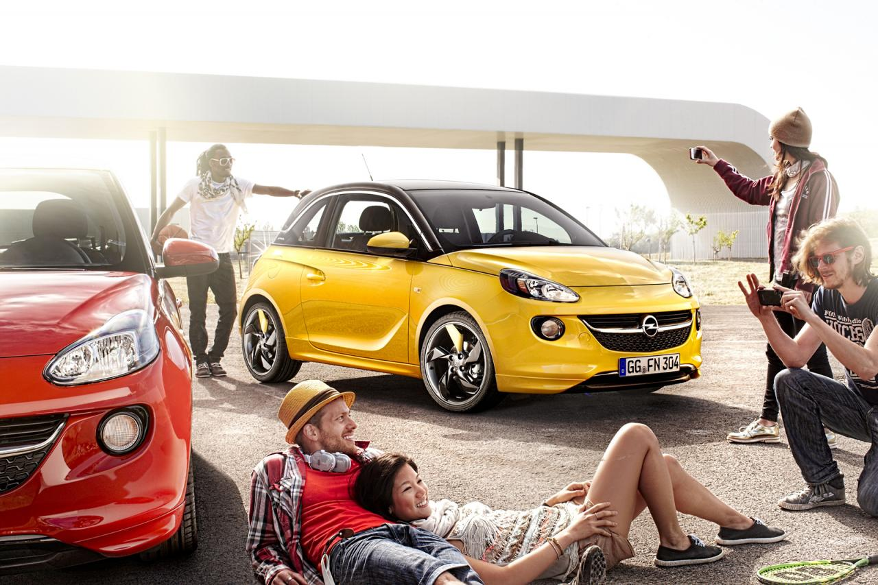 New Opel Adam gets more than 20,000 orders