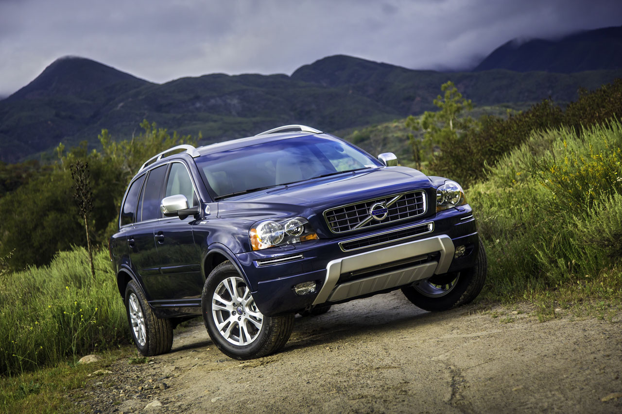 Volvo XC90 replacement coming in 2014