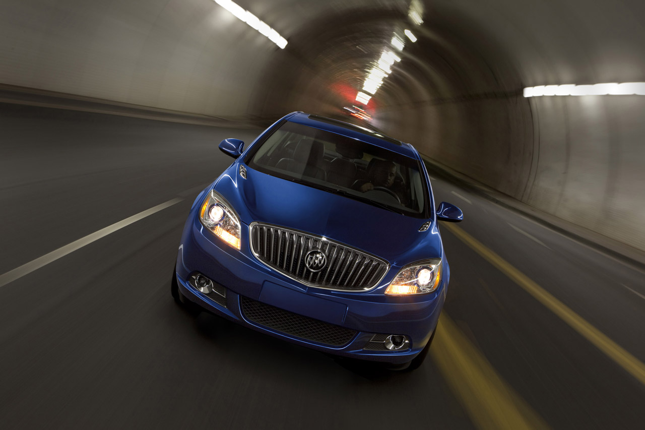 2014 Buick Verano will go turbo only