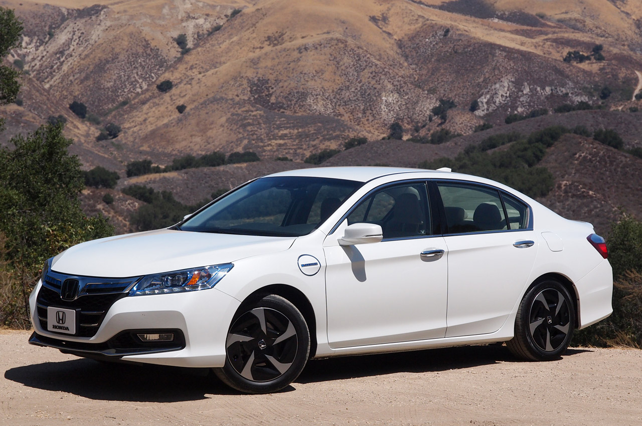 2014 Honda Accord Hybrid to be built in the US