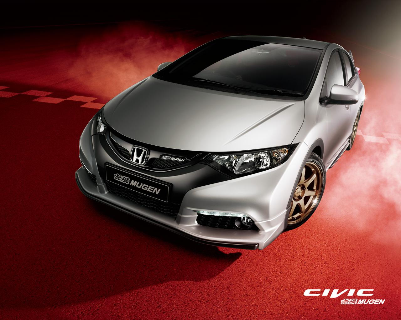 Mugen unveils new styling kit for Honda Civic