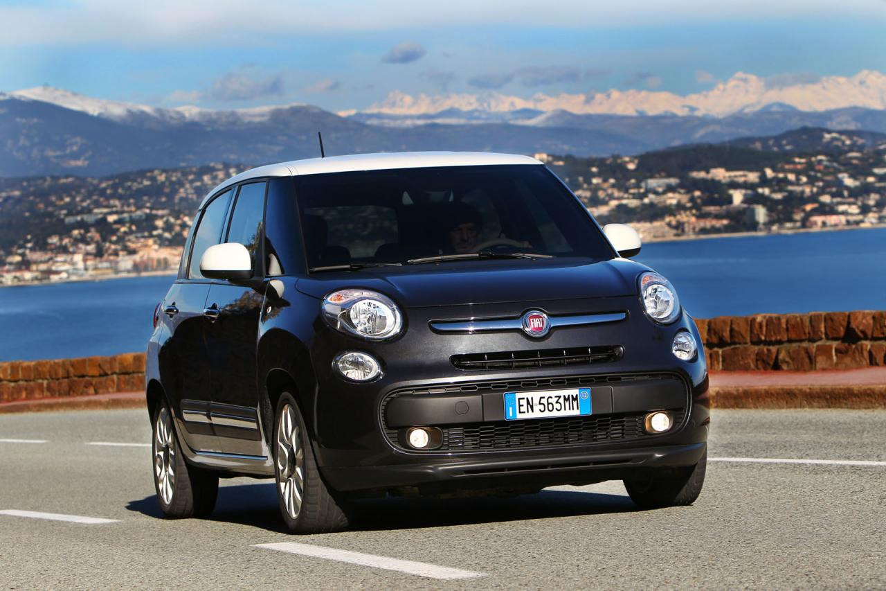 Fiat extends the engine range for the 500L