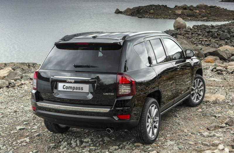 2014 Jeep Compass arrives in Europe this fall