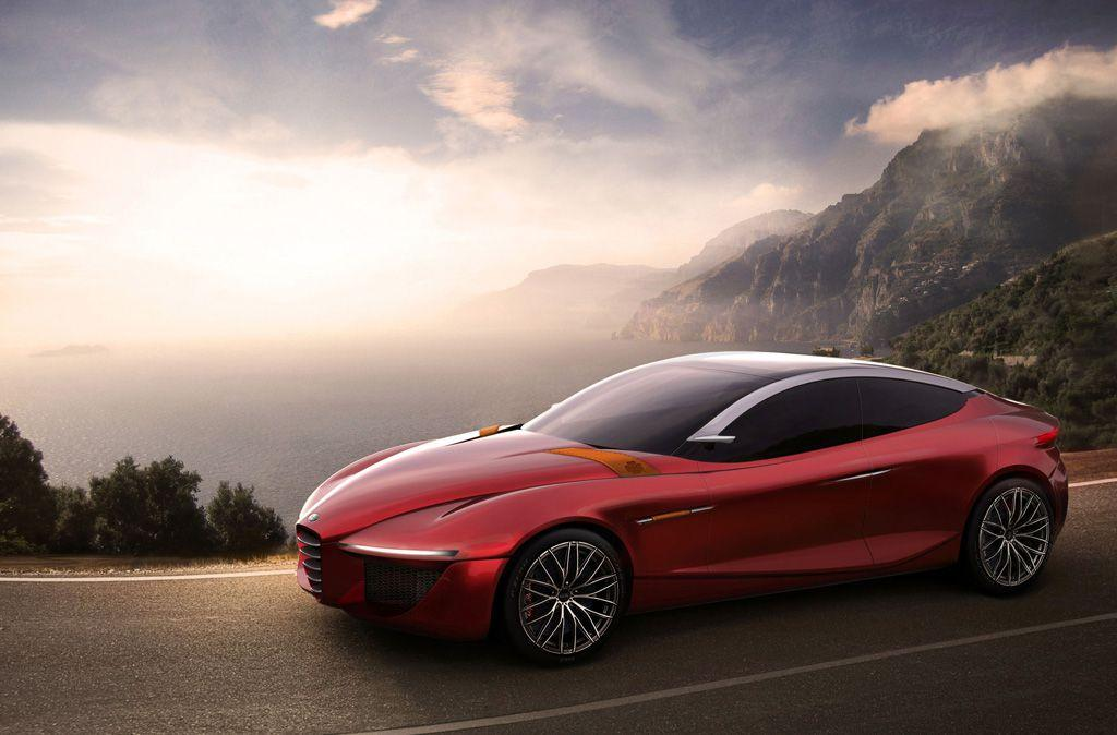 Alfa Romeo Gloria concept headed to Geneva