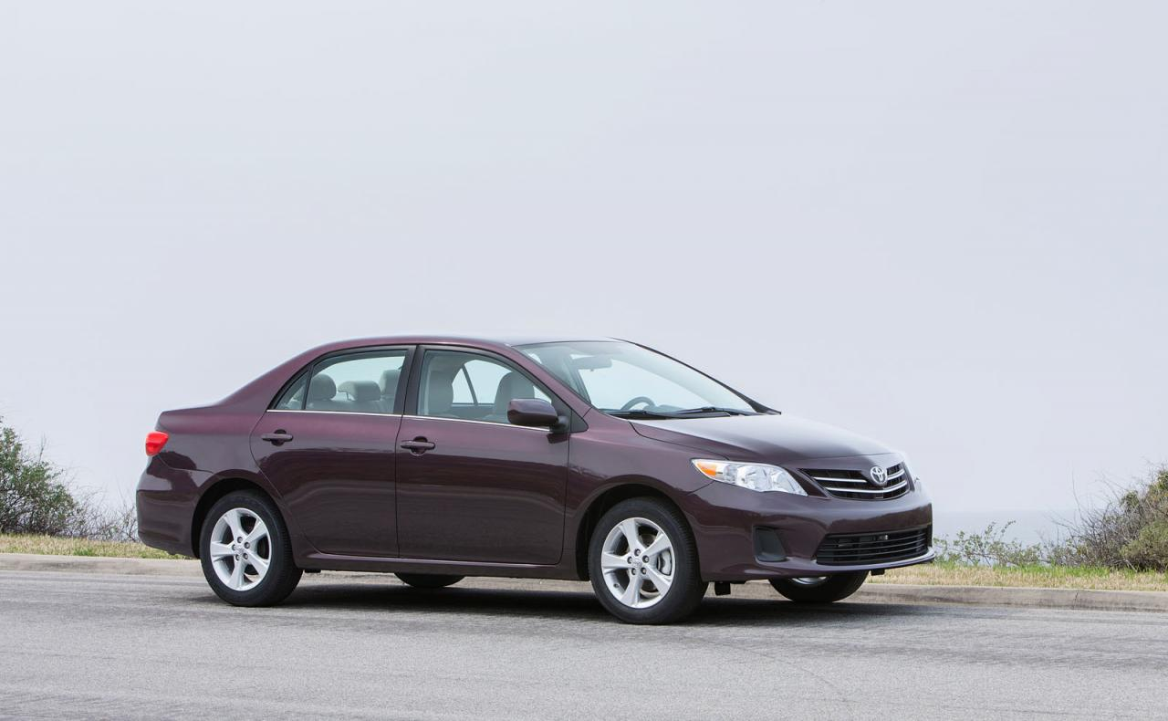Toyota presents new Corolla LE and S Special in the States