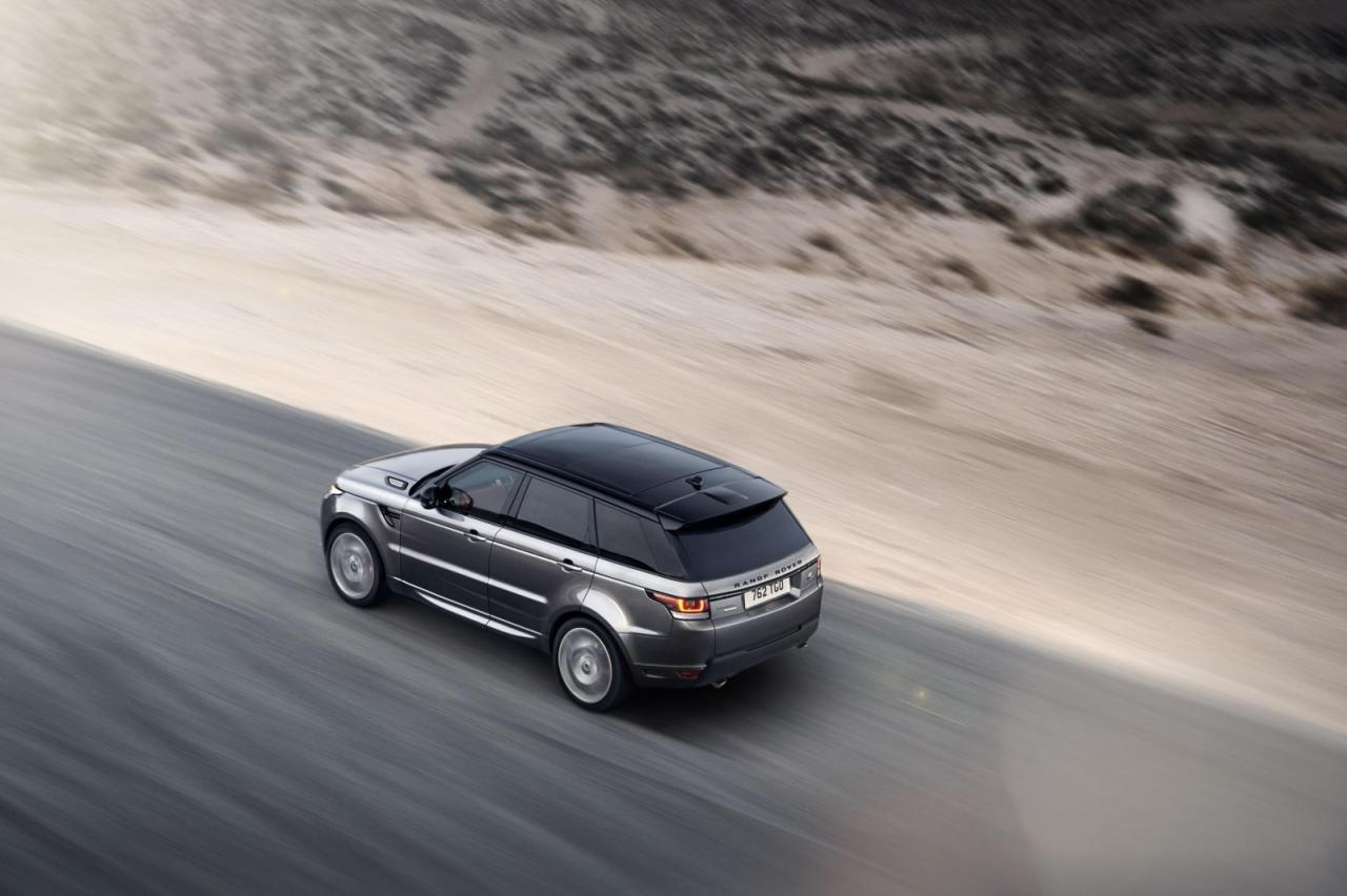 New Range Rover Sport to get a Hybrid variant soon