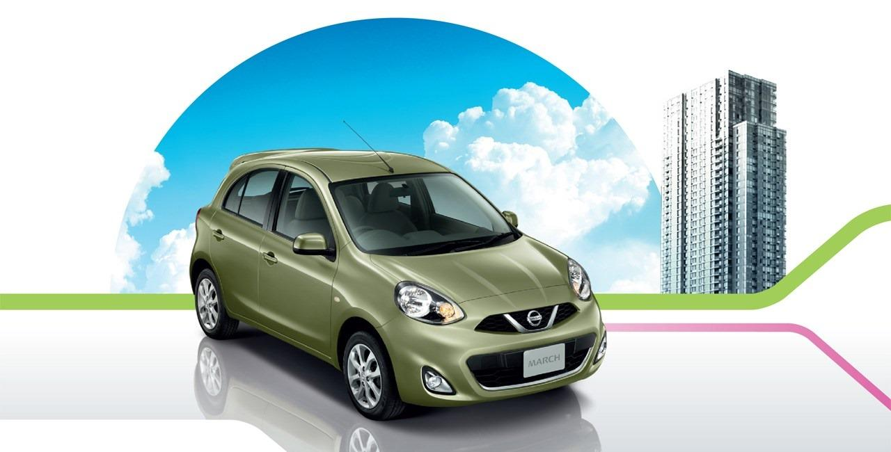 Nissan reveals the new Micra facelift