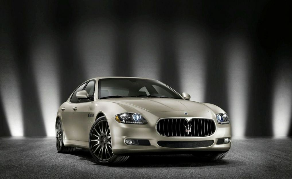 Ermenegildo Zegna Limited Edition Maserati Quattroporte
