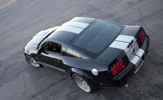 Shelby releases wide body kit for Mustang