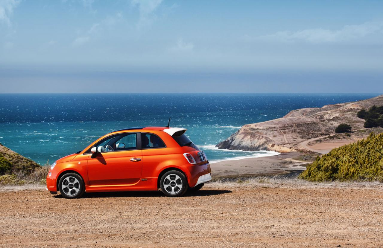 Fiat puts a price on the 500e in the States